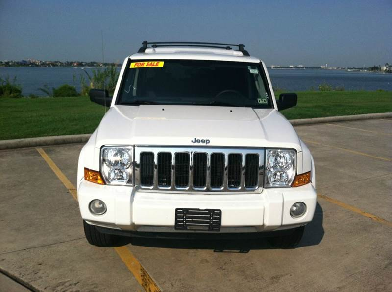 2009 Jeep Commander For Sale