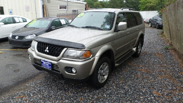 2002 mitsubishi montero sport for sale for Leonard perry motors nj