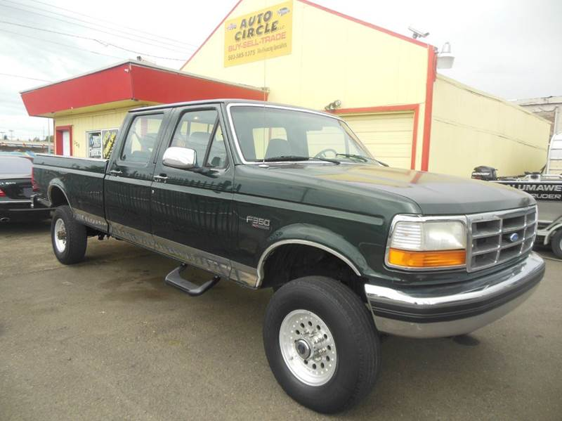 Mathews Ford Newark >> 1995 Ford F-350 for sale in Salem, OR