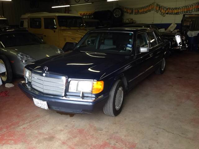 1990 mercedes benz 300 class for sale in wichita ks. Black Bedroom Furniture Sets. Home Design Ideas