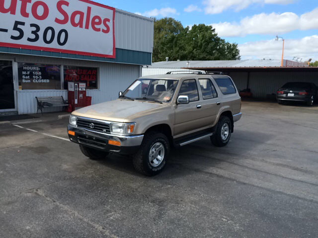 1995 toyota 4runner for sale in fort worth tx. Black Bedroom Furniture Sets. Home Design Ideas