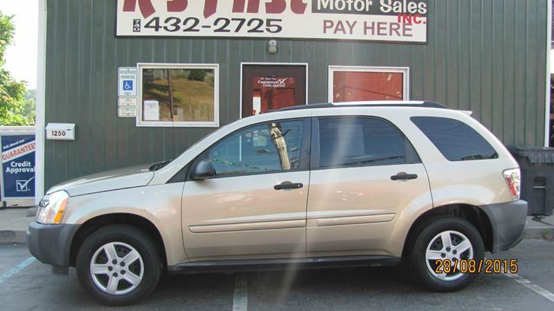 Chevrolet equinox for sale in fort washington md for Mccormick motors decatur il