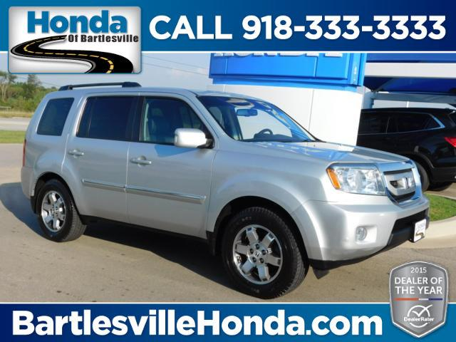 2009 honda pilot for sale in bartlesville ok. Black Bedroom Furniture Sets. Home Design Ideas