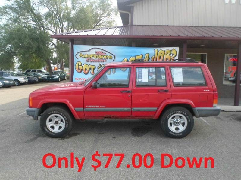Jeep for sale in rochester mn for Kuehn motors rochester mn