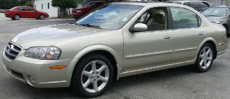 2002 Nissan Maxima For Sale Carsforsale Com
