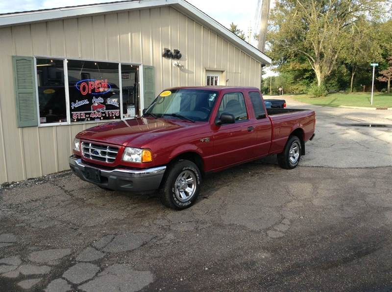 2003 Ford Ranger For Sale