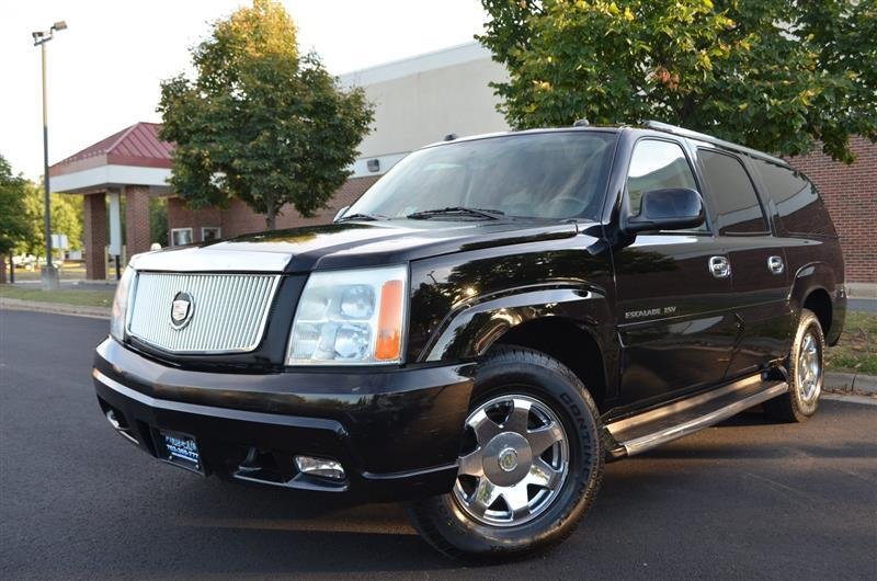 2004 cadillac escalade esv for sale in manassas va. Black Bedroom Furniture Sets. Home Design Ideas
