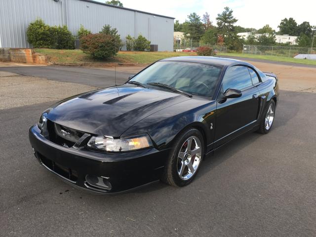 Terminator Mustang Quarter Mile