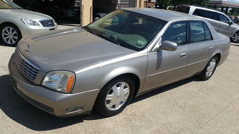 2004 cadillac deville for sale in oakley ca for Barclay motors arlington tx