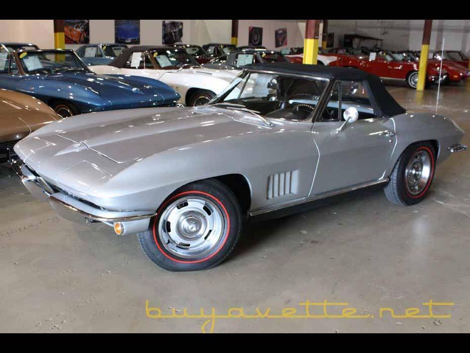1967 chevrolet corvette for sale. Black Bedroom Furniture Sets. Home Design Ideas