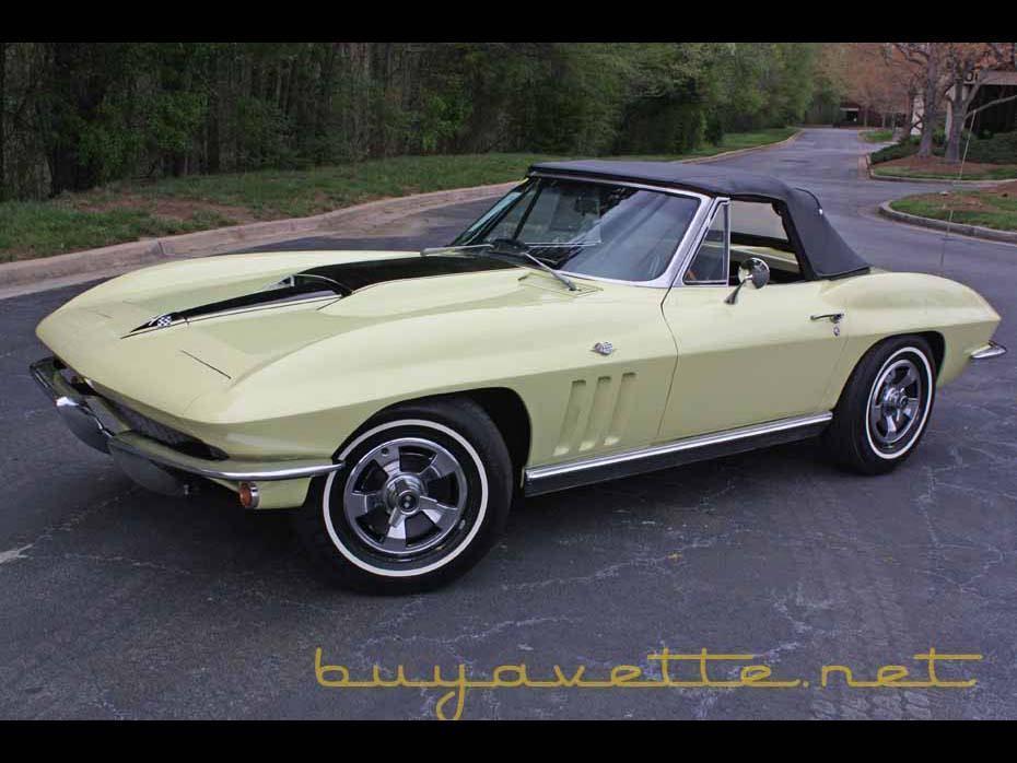 1966 chevrolet corvette for sale. Black Bedroom Furniture Sets. Home Design Ideas