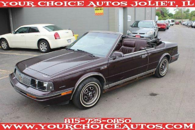 Oldsmobile cutlass ciera for sale for North point motors traverse city