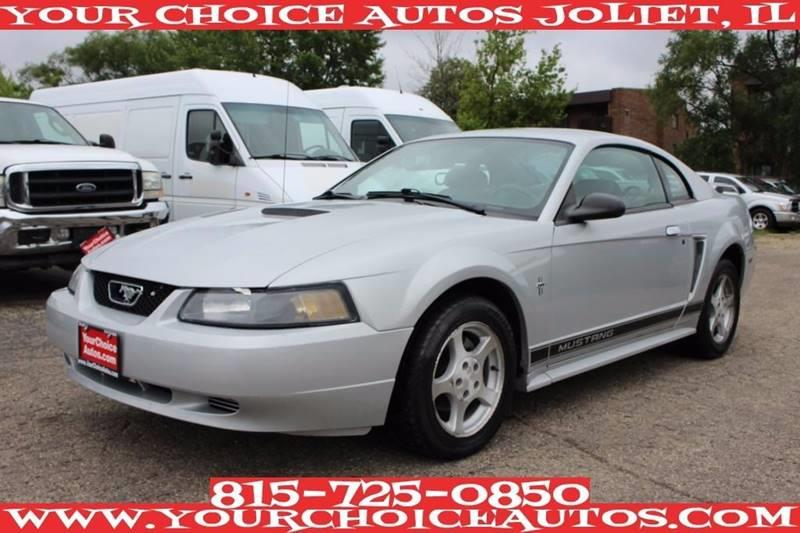Ford Dealership Joliet Il 2002 Ford Mustang For Sale in Champaign, IL - CarGurus
