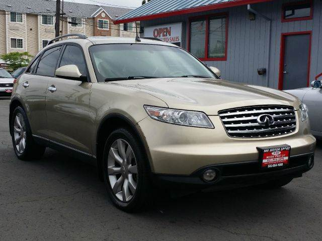 2003 infiniti fx35 for sale in west chicago il. Black Bedroom Furniture Sets. Home Design Ideas