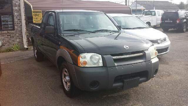 2002 Nissan Frontier For Sale In Franklinton La