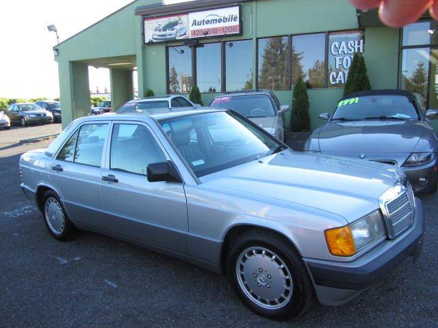 Mercedes Benz 190 Class For Sale In Maryland