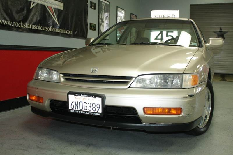 1994 honda accord for sale in temecula ca. Black Bedroom Furniture Sets. Home Design Ideas