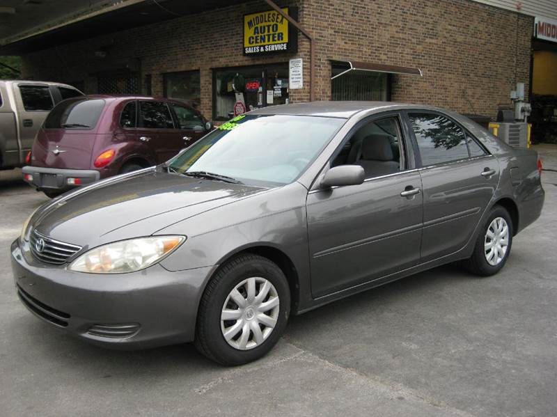 2005 toyota camry for sale in middlefield ct. Black Bedroom Furniture Sets. Home Design Ideas