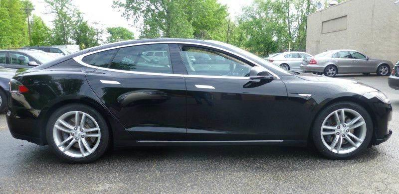 2013 tesla model s for sale in teterboro nj. Black Bedroom Furniture Sets. Home Design Ideas