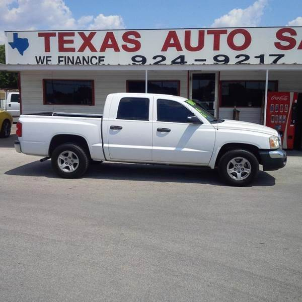 Dodge Dakota For Sale In San Antonio Tx
