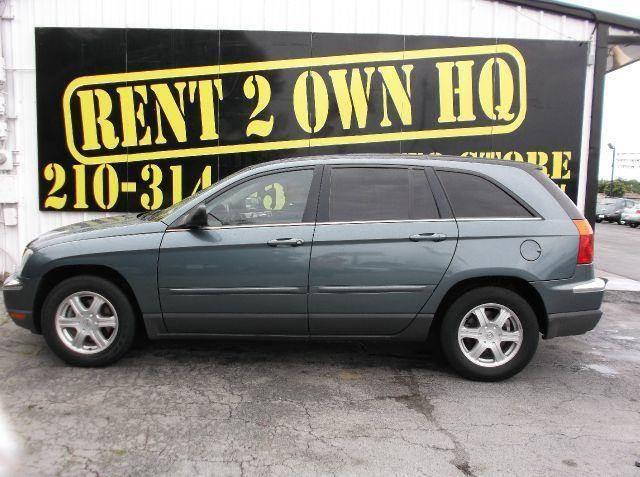 Used Chrysler Pacifica For Sale San Antonio, TX - CarGurus
