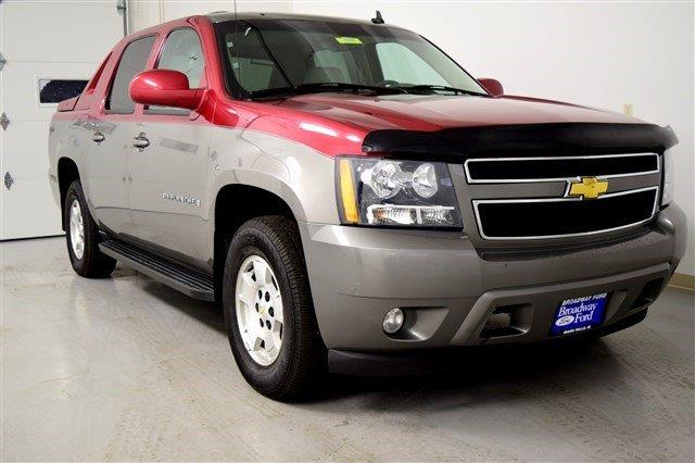 2007 chevrolet avalanche for sale in idaho falls id. Black Bedroom Furniture Sets. Home Design Ideas