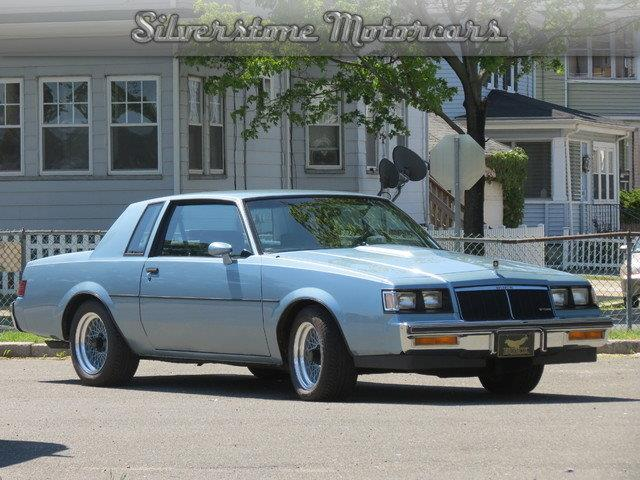 1986 Buick Regal For Sale In North Andover Ma