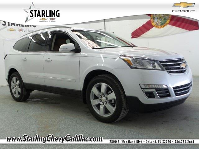 2016 chevrolet traverse for sale in deland fl. Cars Review. Best American Auto & Cars Review