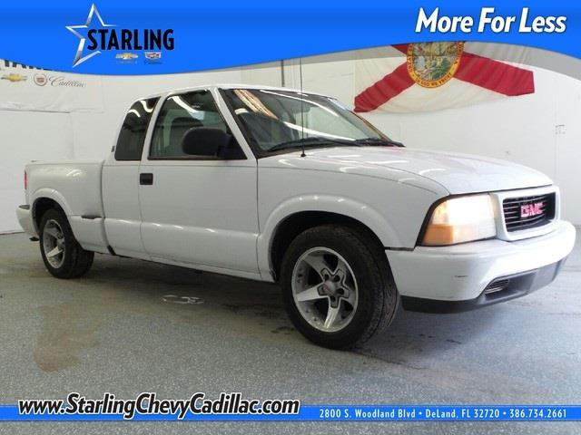 2001 gmc sonoma for sale in deland fl. Cars Review. Best American Auto & Cars Review