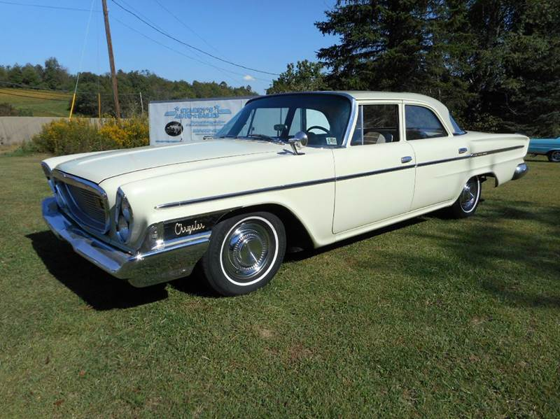 Auto Sales In Newport Ar: 1962 Chrysler Newport For Sale In New Alexandria, PA