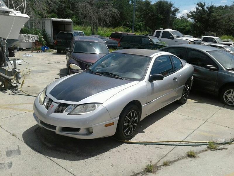 2003 Pontiac Sunfire For Sale - CarGurus