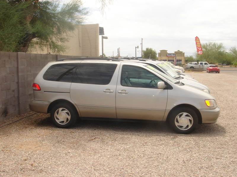 2003 toyota sienna for sale in apache junction az. Black Bedroom Furniture Sets. Home Design Ideas