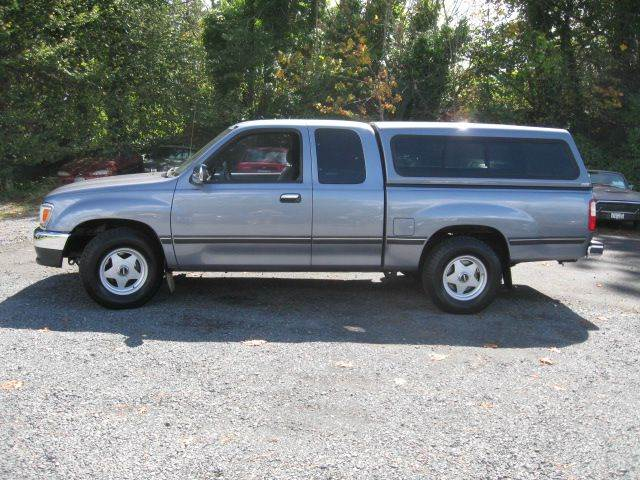1998 toyota t100 for sale in washougal wa. Black Bedroom Furniture Sets. Home Design Ideas