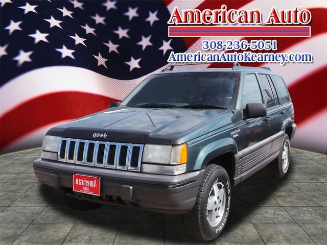 1995 jeep grand cherokee for sale in kearney ne. Black Bedroom Furniture Sets. Home Design Ideas