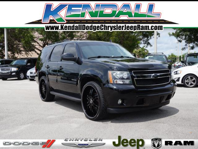 2010 chevrolet tahoe for sale in miami fl. Black Bedroom Furniture Sets. Home Design Ideas