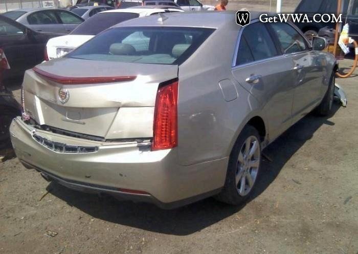 Cadillac ats for sale in waterbury ct for Northtowne motors defiance oh