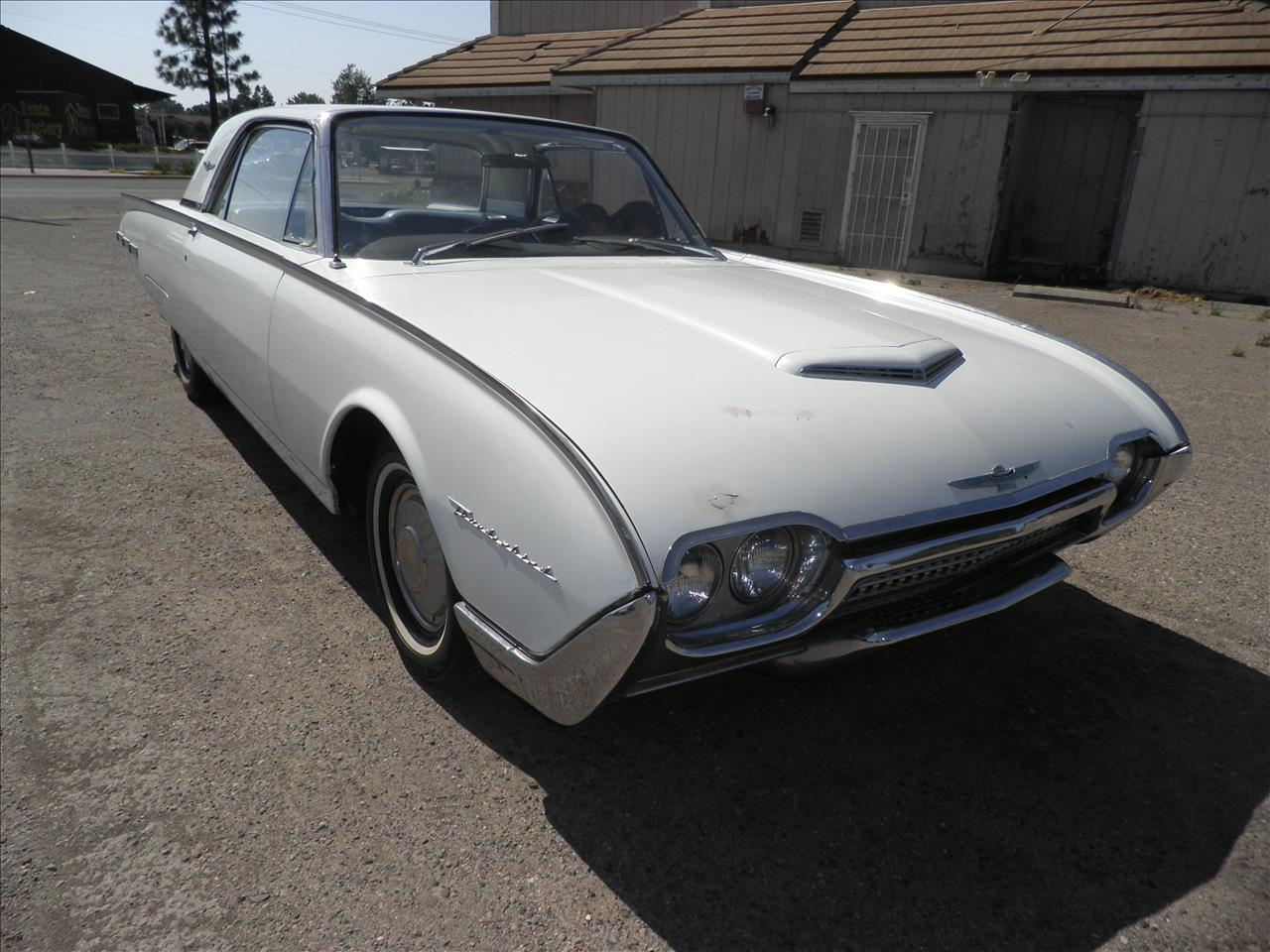 1962 Ford Thunderbird For Sale In San Luis Obispo Ca