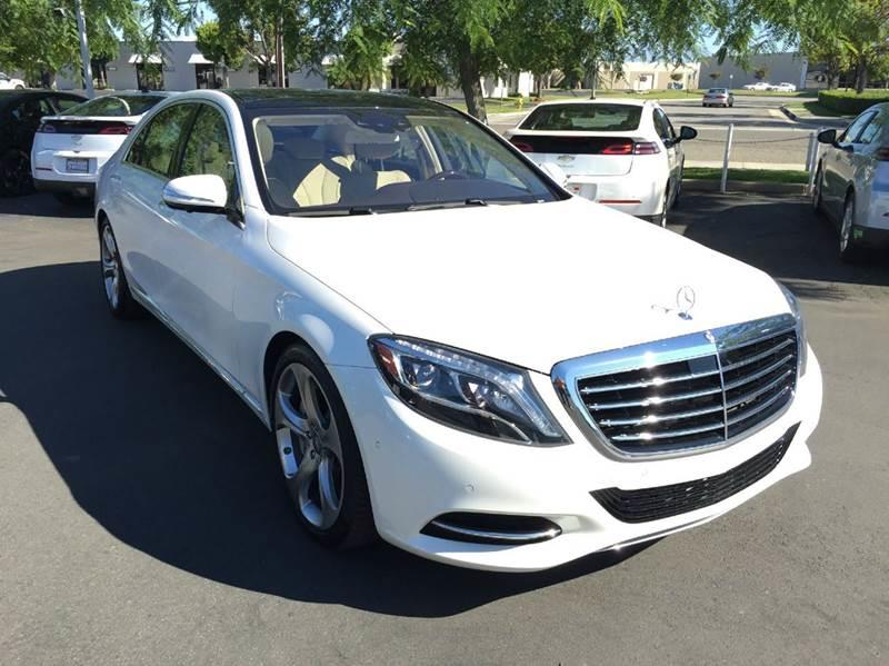 Mercedes S550 For Sale By Owner >> 2014 Mercedes-Benz S-Class for sale in Anaheim, CA