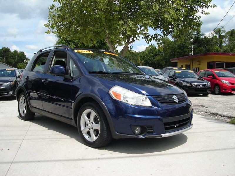 2008 suzuki sx4 crossover for sale in orlando fl. Black Bedroom Furniture Sets. Home Design Ideas