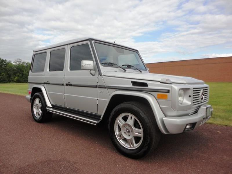 2005 mercedes benz g class for sale in north wales pa for 2005 mercedes benz g class