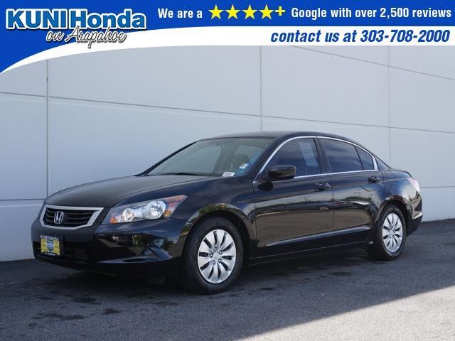 2010 Honda Accord For Sale In Centennial Co