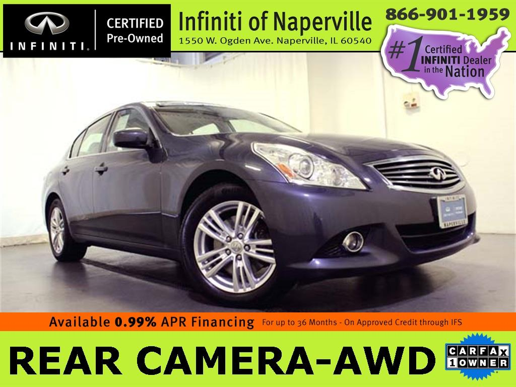 2012 Infiniti G37 Sedan For Sale In Naperville Il