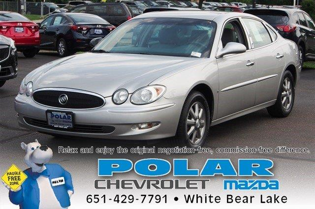 Bddf A E D Ad F F D on 2007 Buick Lacrosse Highlights