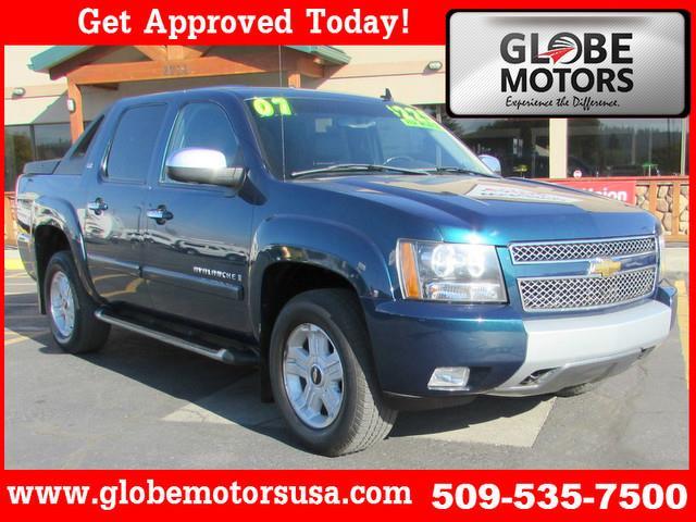 2007 Chevrolet Avalanche For Sale In Spokane Wa