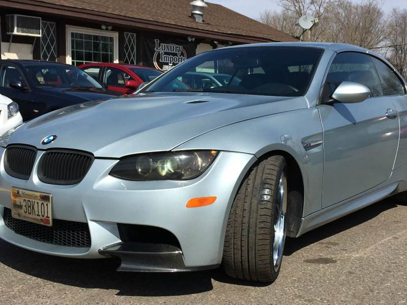 2008 bmw m3 for sale in east bethel mn. Black Bedroom Furniture Sets. Home Design Ideas