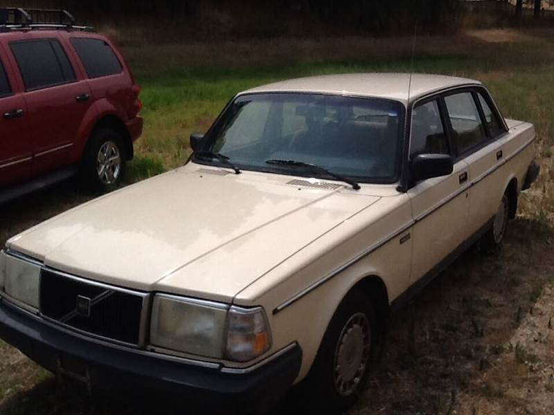 1988 Volvo 240 for sale in Troy, ID
