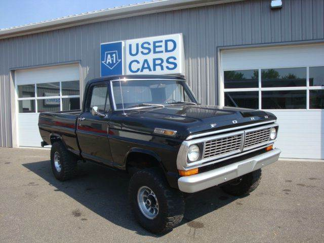 1970 Ford F 150 For Sale Carsforsale Com
