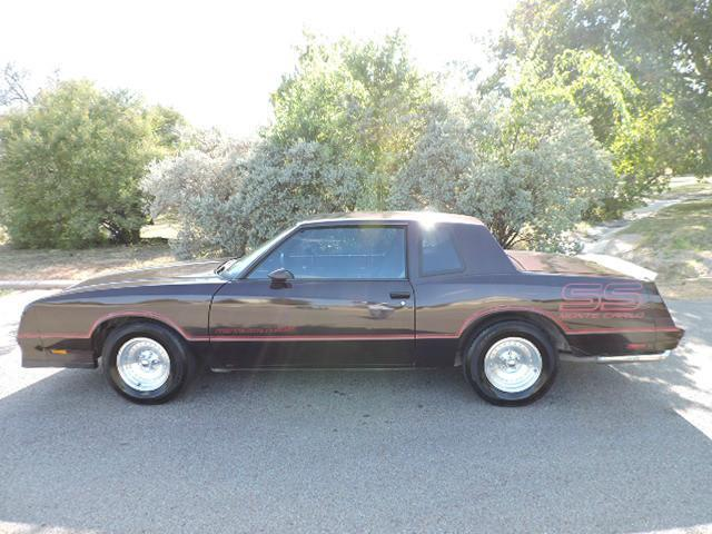 1985 chevrolet monte carlo for sale in killeen tx. Black Bedroom Furniture Sets. Home Design Ideas