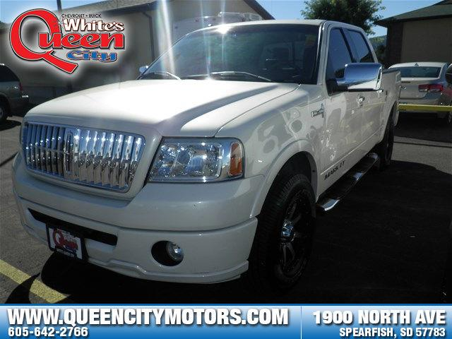 2007 lincoln mark lt for sale for White queen city motors sd