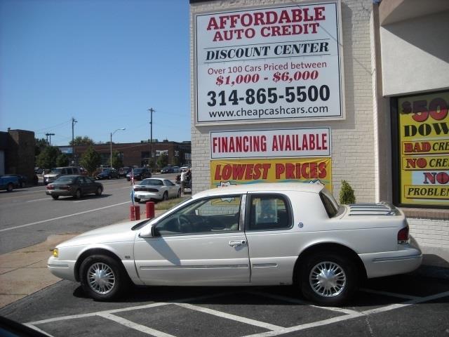 1997 Mercury Cougar For Sale